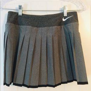 Nike Dri - fit tennis skirt size SP
